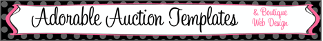 adorable auction templates top 100